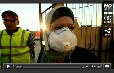 bbc manipulo video sobre armas quimocas en siria