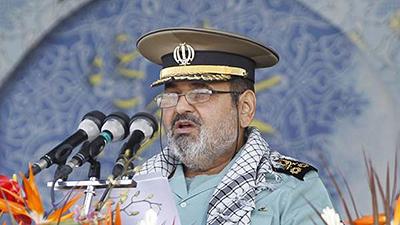 jefe del estado mayor del ejercito de iran
