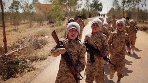 Unos 500 niños franceses nacieron en zonas controladas por Daesh